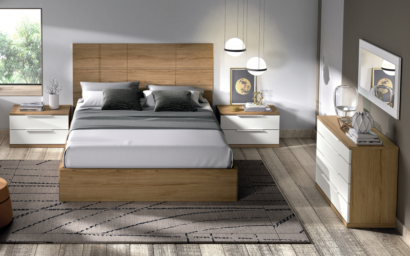 Mueble puente dormitorio dise os arquitect nicos for Muebles avenida manresa