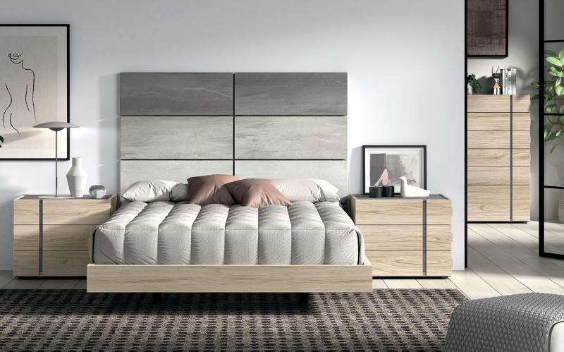 Dormitorio de matrimonio eos concept amobel muebles madrid for Muebles dormitorio matrimonio de diseno