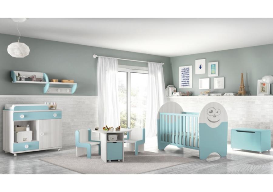 Estanterias habitacion bebe tendencias estanteras - Estanterias para dormitorio ...
