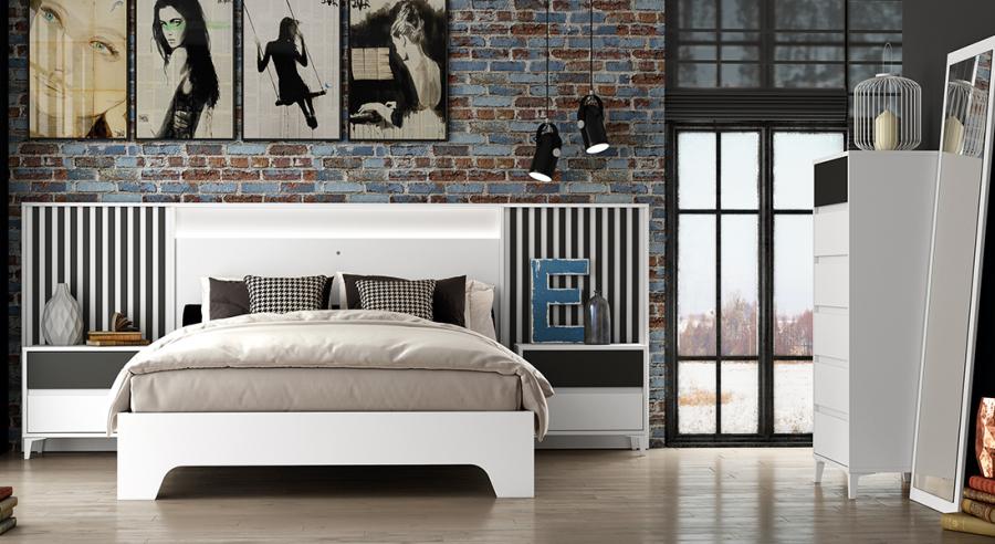 dormitorios de matrimonio urban amobel muebles madrid