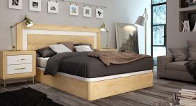 dormitorio jordan nordik muebles azor