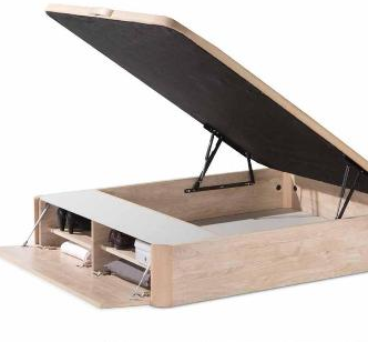 canape abatible madera horma zapatero