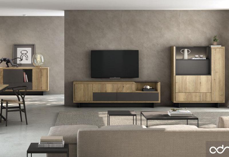 salones moon muebles azor