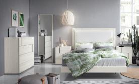 dormitorio matrimonio basic creta grupo exojo fabri-kit