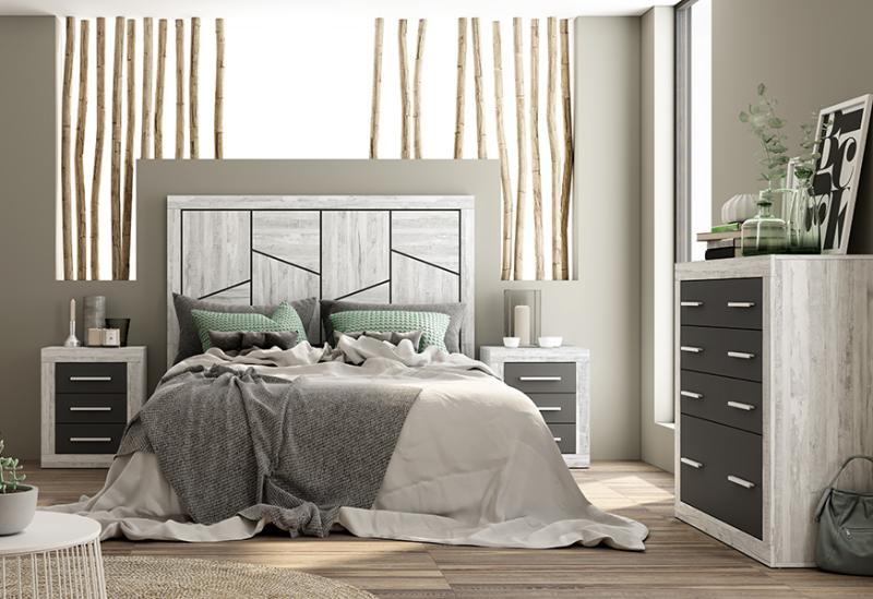 dormitorio jordan muebles azor