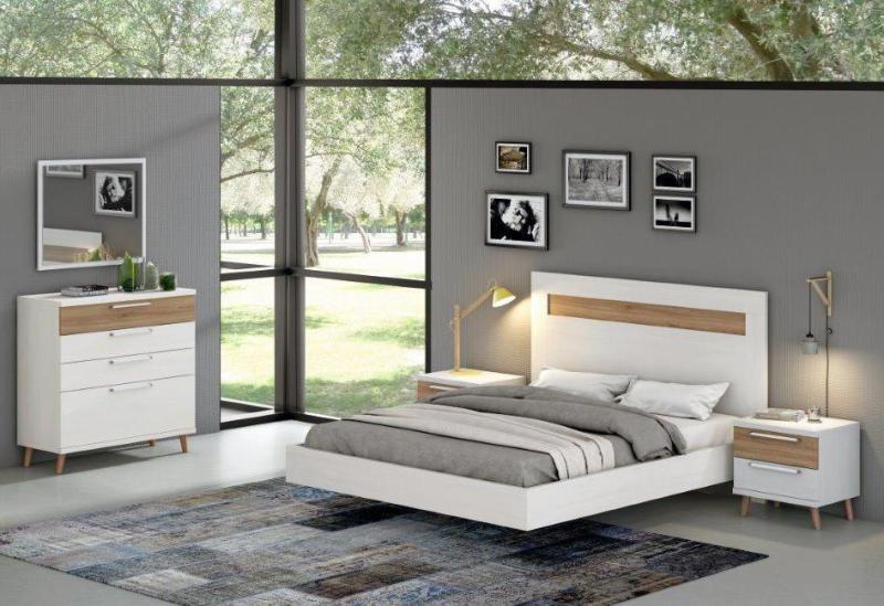 dormitorio kronos 3.0 muebles ramis